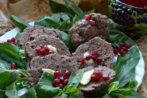 Армянское мясное кушанье