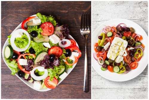 Любимый салатик