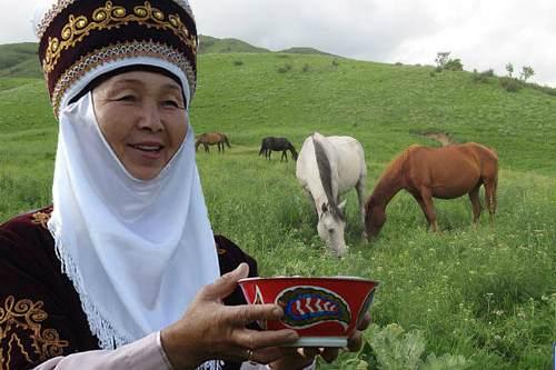 Любимый напиток азиатских народов