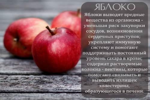 чем полезны фрукты