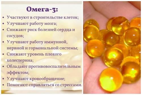 функции Омега 3