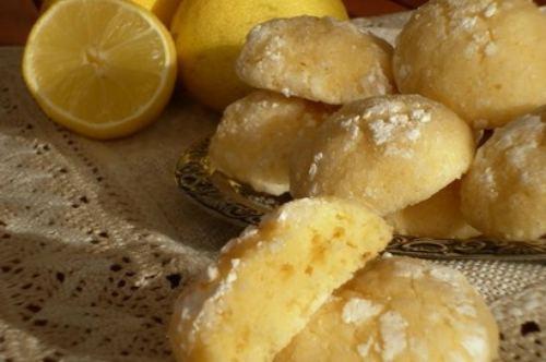 Лимонная выпечка