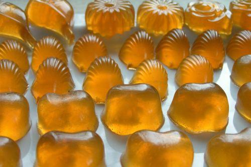 Сладкие конфетки