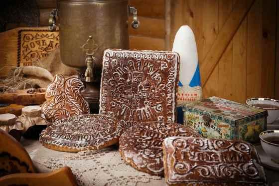 Тульское традиционное лакомство