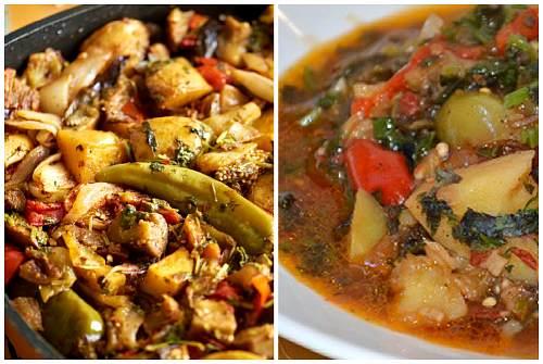 блюдо по-армянски