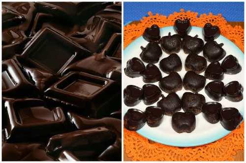 Шоколад своими руками рецепты из какао порошка 31