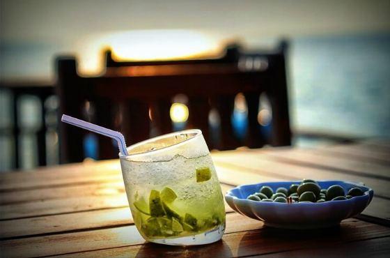 Известная бразильская выпивка