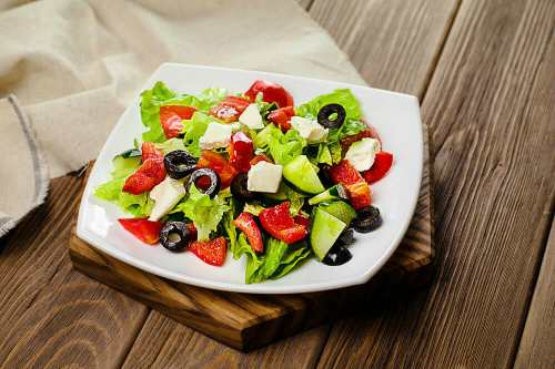 Известный салатик
