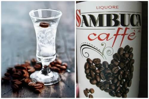 Кофейный вариант