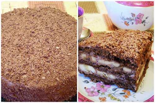 Потрясающий десерт