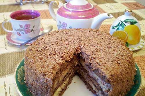 Тортик из пряников