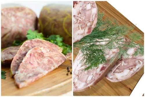 Оригинальное мясное блюдо