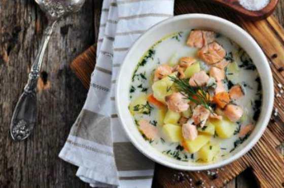Знаменитое финское блюдо