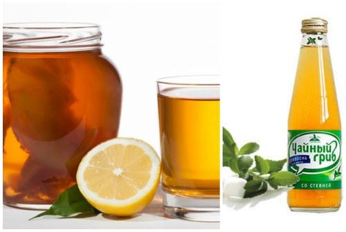 напиток и уксус