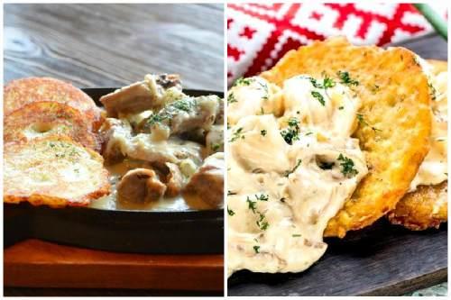Известные блюда белорусской кухни