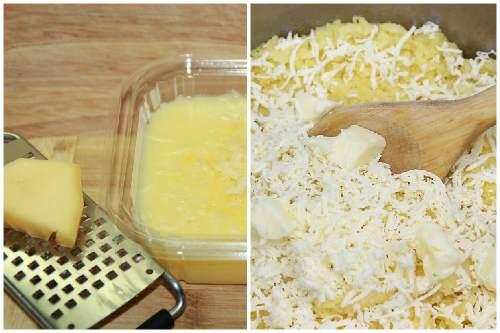 сырный рецепт
