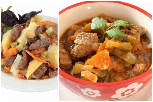 готовое татарское блюдо