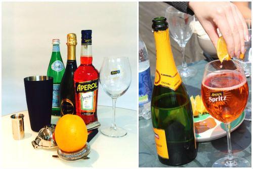 Просекко заменяют хорошим шампанским