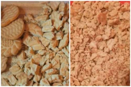 Подготовка печенья