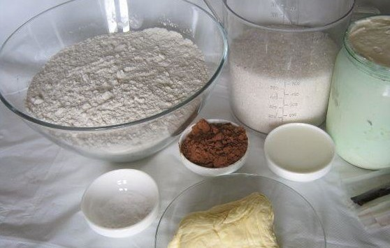 ингредиенты для готовки