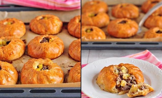 татарские открытые пирожки вак бэлиш