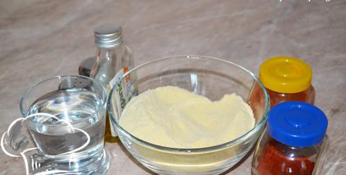 продукты для готовки лепешки тортильи