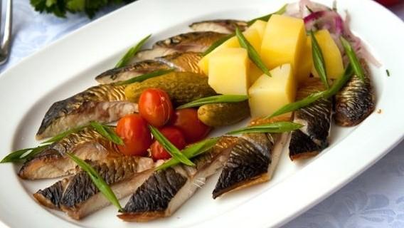 вкусная рыбная закуска