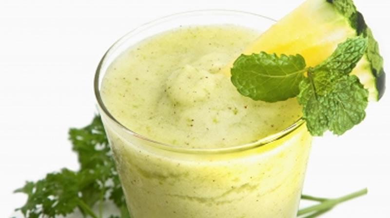 фруктово-овощная питьевая смесь