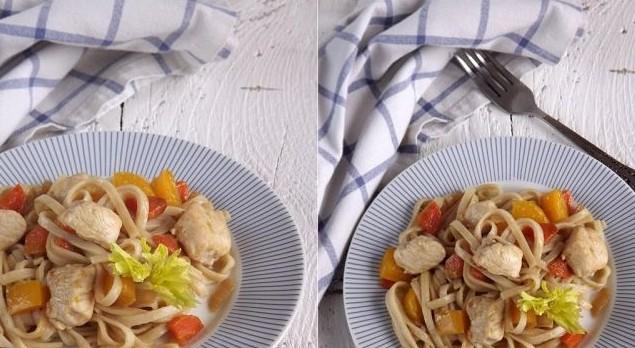 вкусное диетическое блюдо