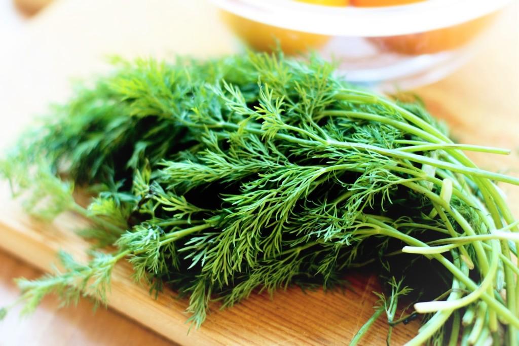 зелень для готовки