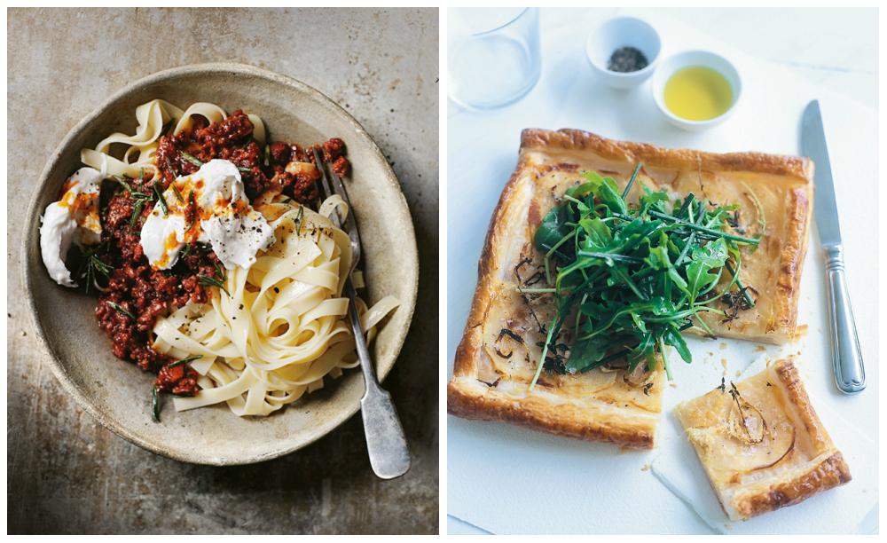 блюдо из Италии