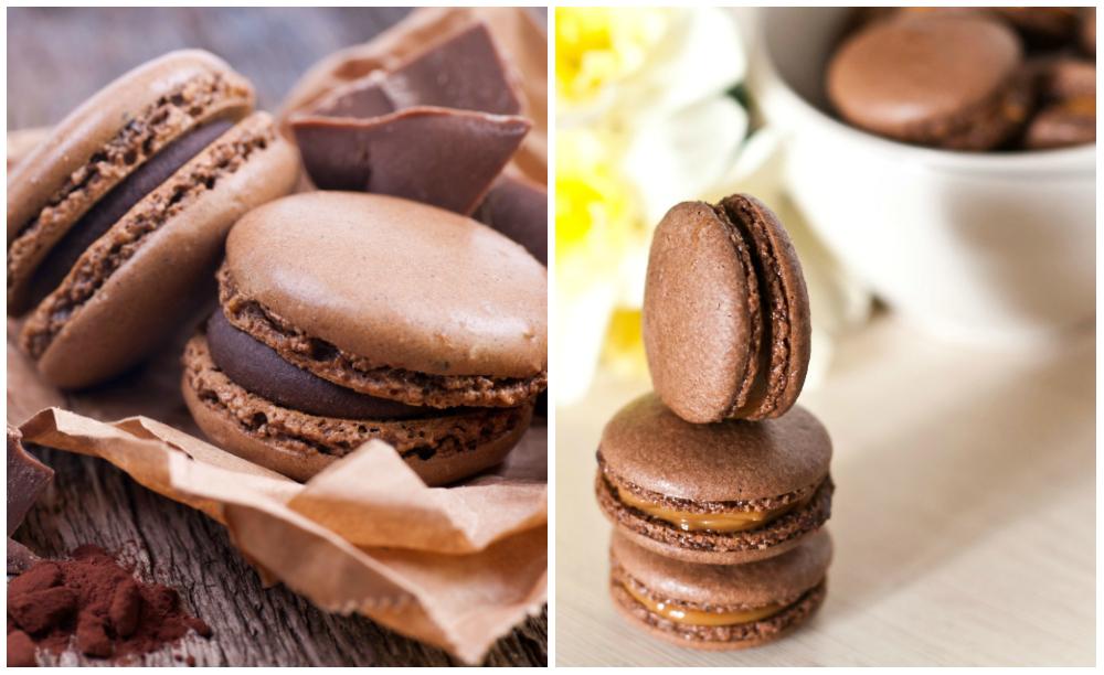 крем из шоколада