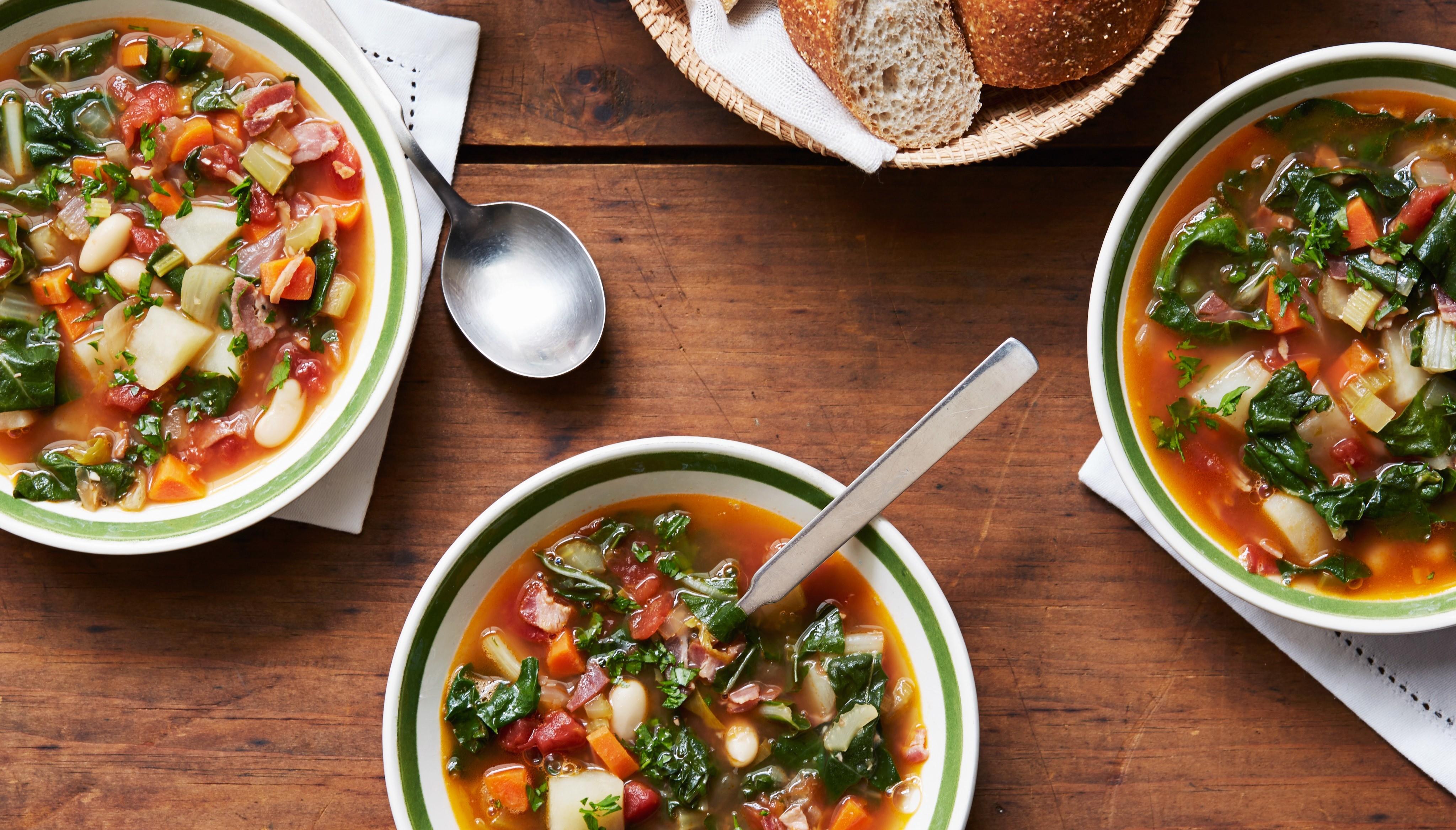 сип minestrone