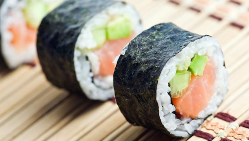 простое блюдо японской кухни