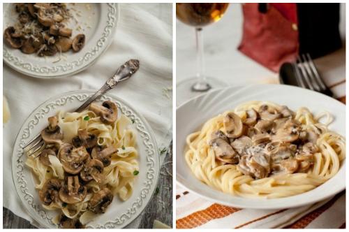 итальянская аппетитная паста