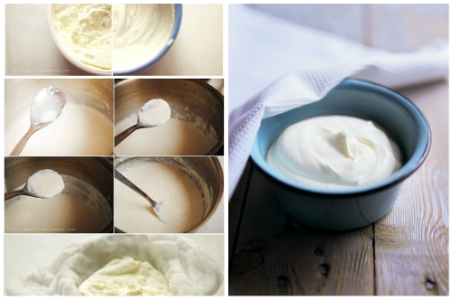 как готовится кисломолочка