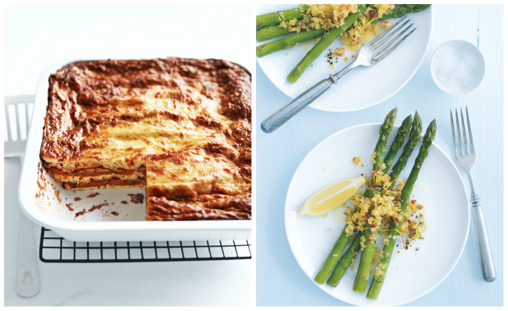блюдо в форме для выпекания