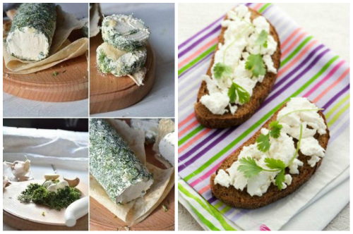 бутерброд и рулет