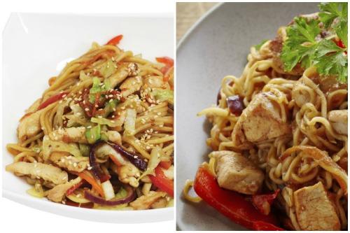 китайской блюдо с курицей