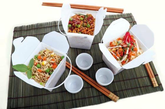 варианты блюд с китайской лапшой