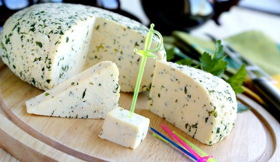 домашний сыр качотта