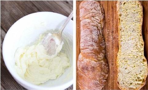 готовка хлебной опары