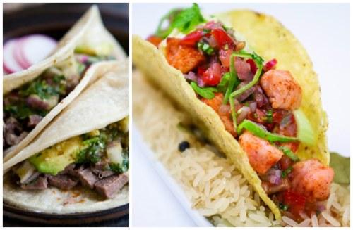 колоритные вкусности мексики