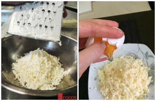 перетертый сыр
