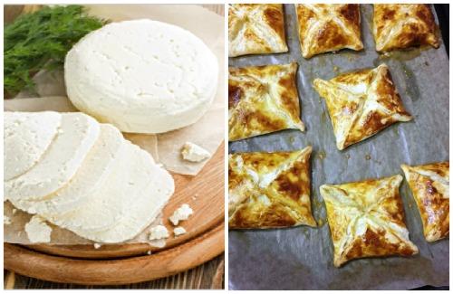 сыр и пироги- конвертики
