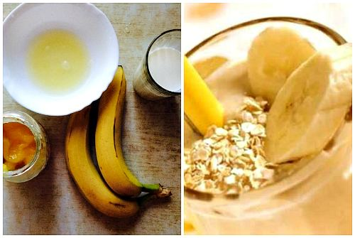 готовим с бананом