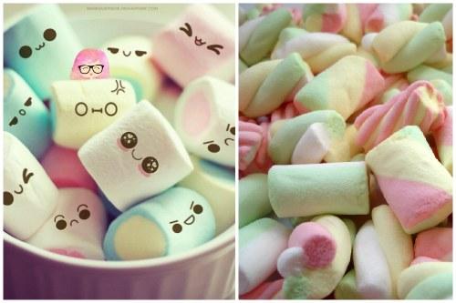 красивые сладости