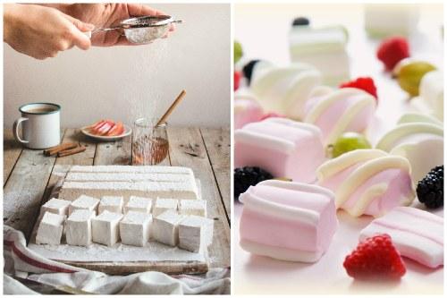красочный десерт
