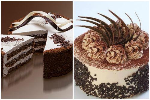 оригинальные украшения торта