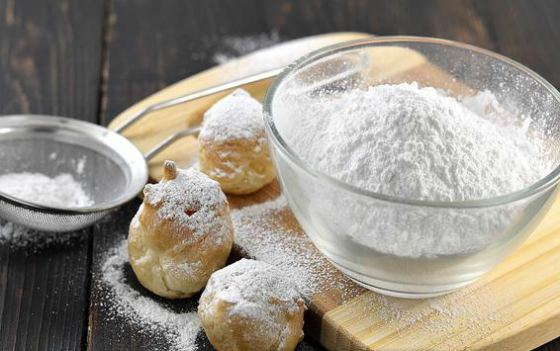 пудра из сахара